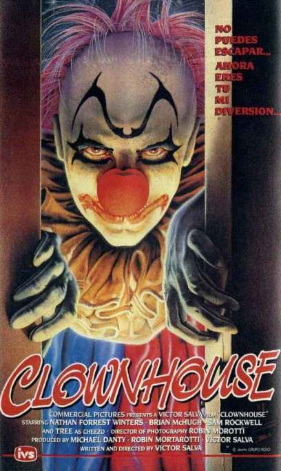 clownhouse cover
